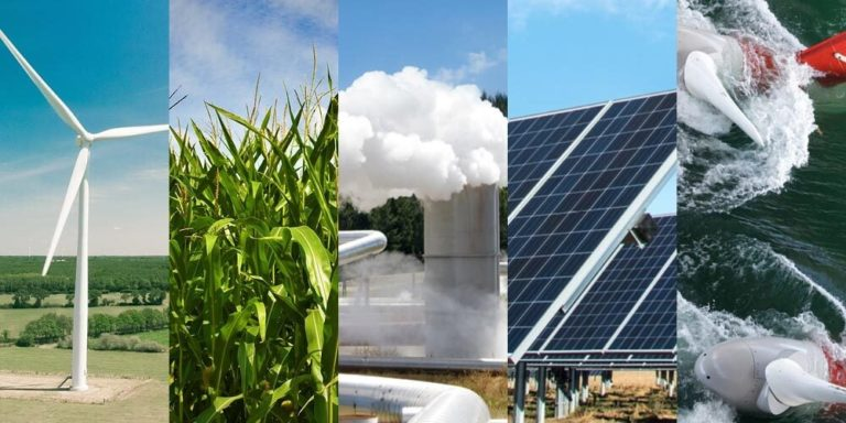 Can You Use Natural Resources to Create Renewable Energy?
